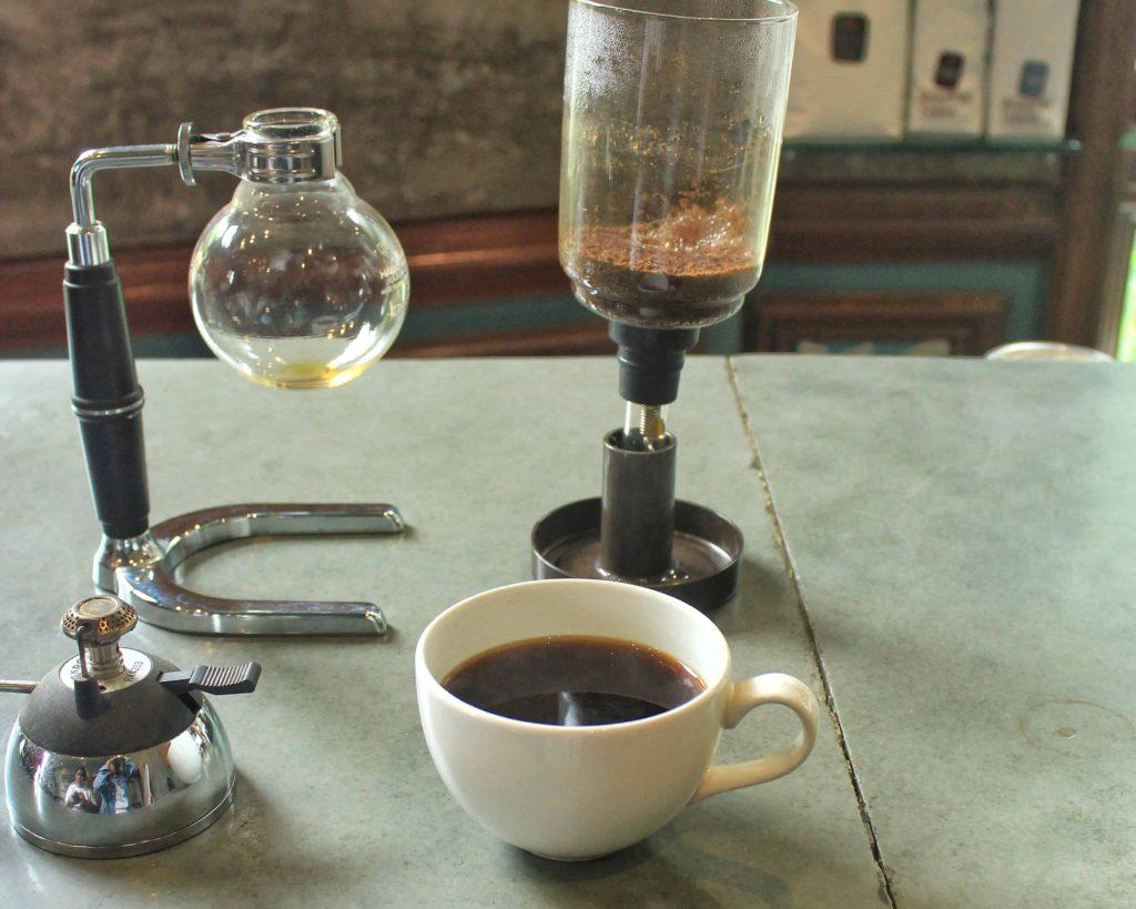 Dope Coffee Roasters Freshly Brewed Coffee