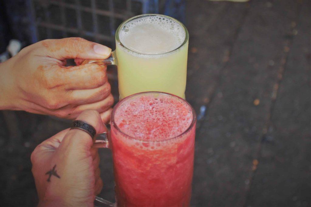 Fresh Juices At Maa Shitala Juice Centre Ghatkopar Khau Galli