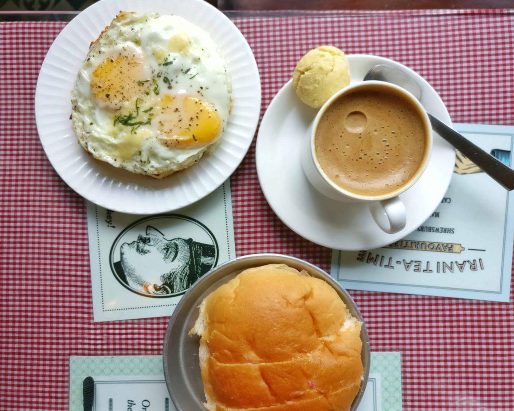 Pheteli Coffee Egg Kejriwal And Bun Maska SodaBottleOpenerWala