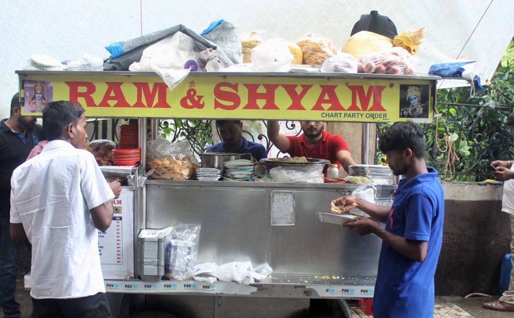 Ram Shyam Chaatwala Review