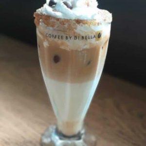 Cold Spanish Latte Coffee By Di Bella