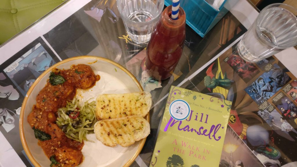 The Nerdy Indian Café Review