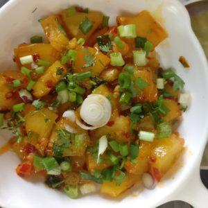 Honey Chilli Pineapple Recipe