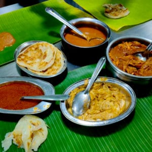 Courtallam Border Rahmath Kadai Various Dishes