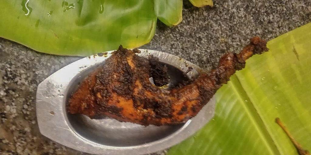 Gun Chicken Courtallam Border Rahmath Kadai
