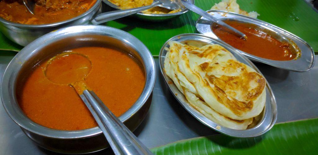 Main Salna In Left Spicy Special Salna In Right Courtallam Border Rahmath Kadai