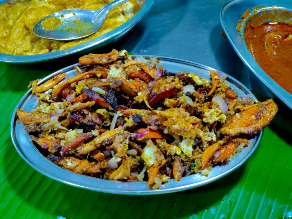 Nattukozhi Chicken Podimas Courtallam Border Rahmath Kadai