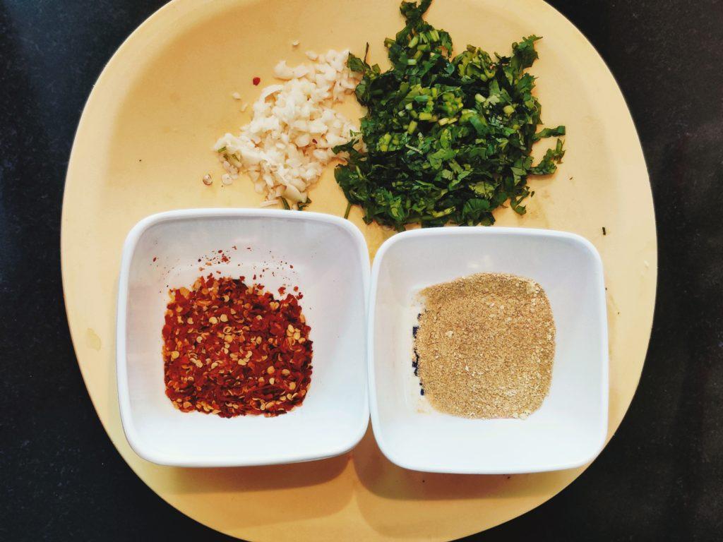 Creamy Herbed Potatoes Recipe Ingredients 1