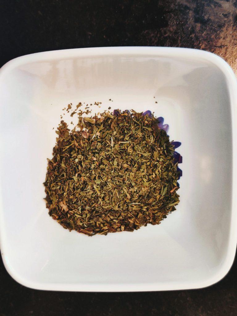 Creamy Herbed Potatoes Recipe Ingredients 2