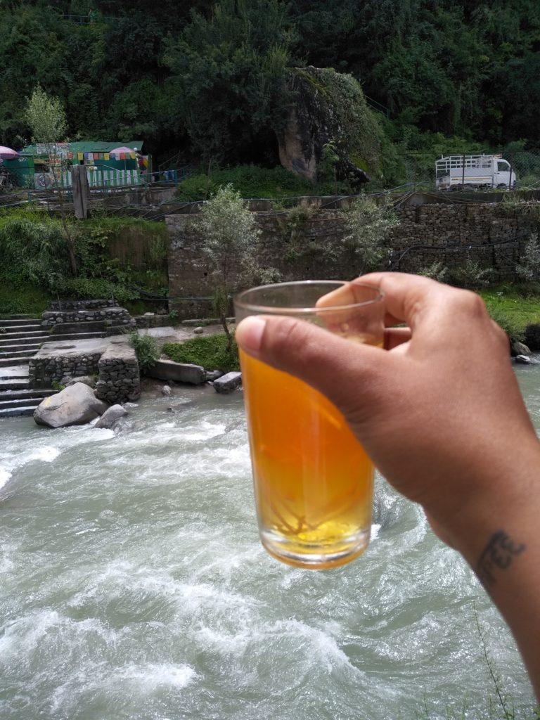 Drink Ginger Lemon Honey Tea Reasons 1