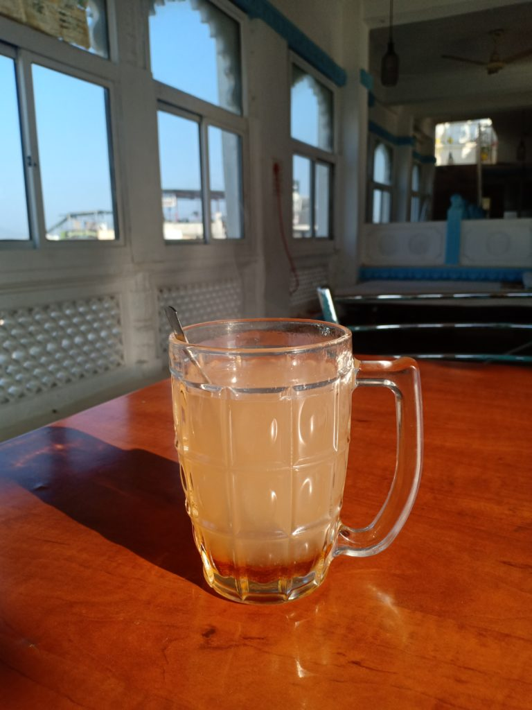 Drink Ginger Lemon Honey Tea Reasons 2