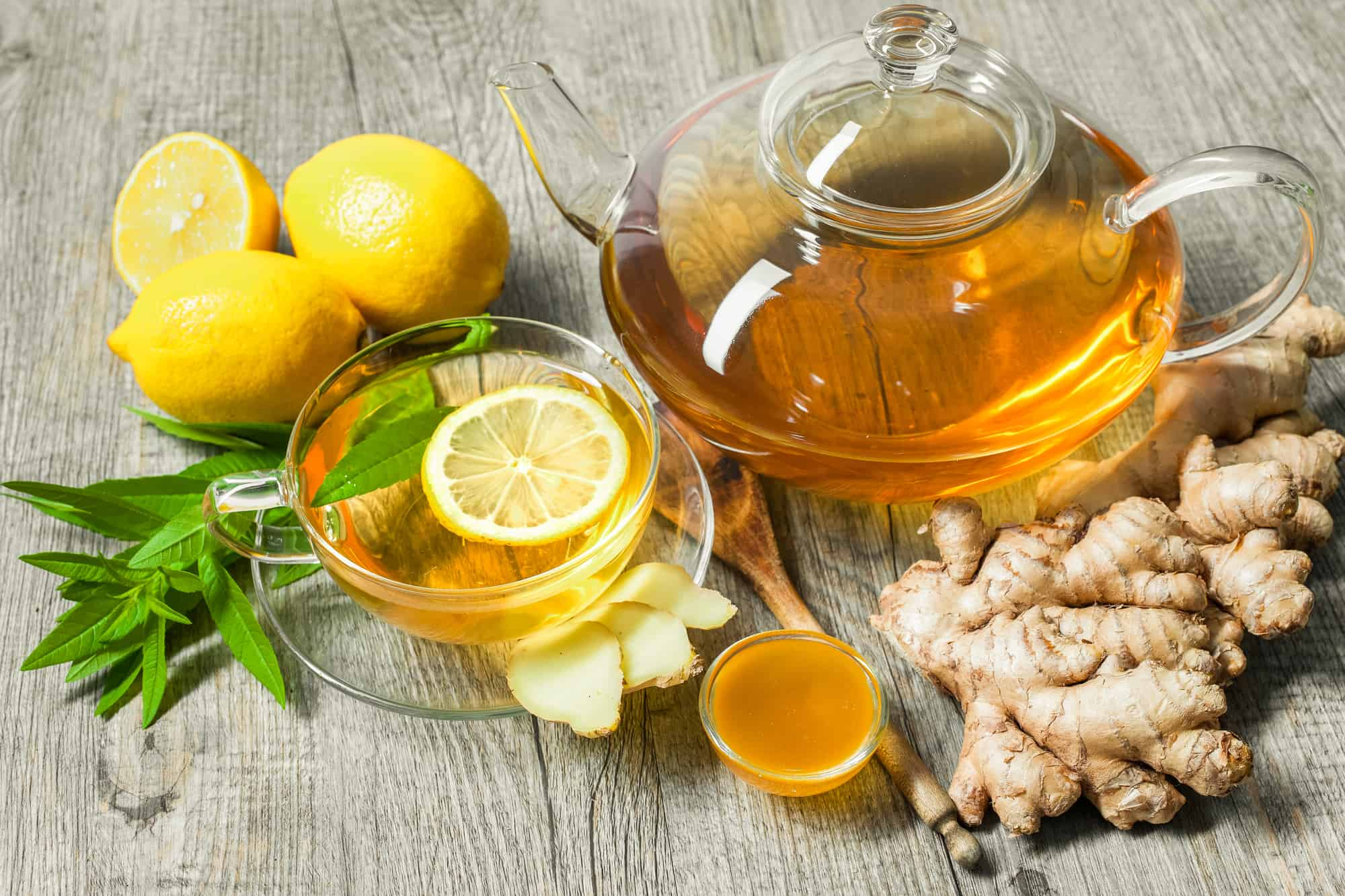 Health Benefits Of Drinking Ginger Lemon Honey Tea