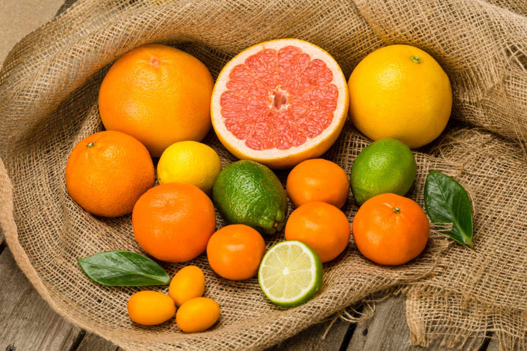 Health Benefits Of Eating Drinking Citrus Fruits