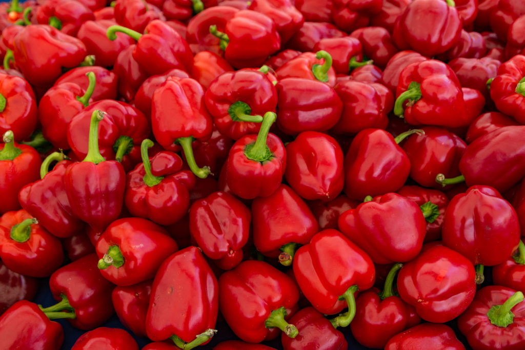 Red Bell Peppers For Sale