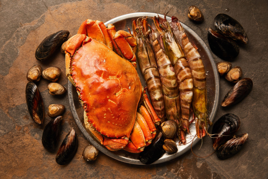 Health Benefits Of Eating Shellfish