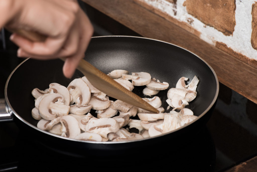 Why Mushroom Is A Healthy Satisfying Meat Substitute