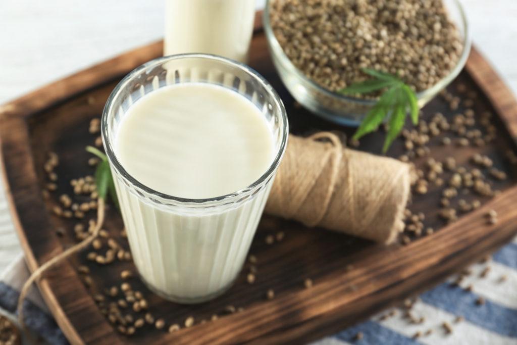 Health Benefits Of Drinking Hemp Milk