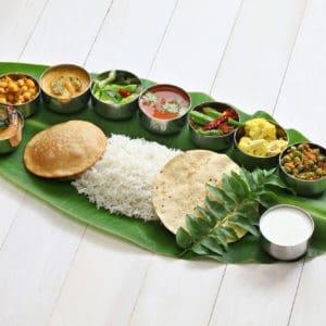 Health Benefits Of Eating On Banana Leaves Kalyana Virundhu Marriage Feast