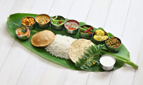 Health Benefits Of Eating On Banana Leaves Kalyana Virundhu Marriage Feast