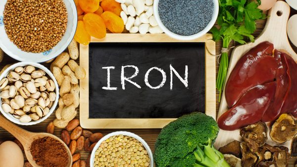 Best Iron-Rich High Foods To Eat For Iron Deficiency